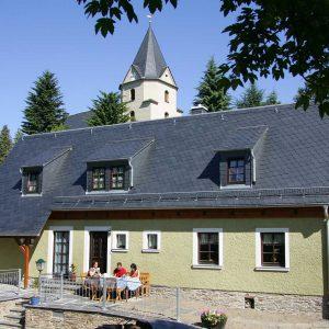 Unterwürschnitz - Pension Wilfert