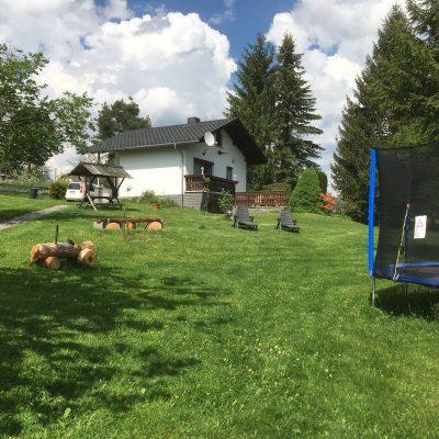 FH-wilfert-Ferienhaus mit Garten